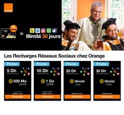 Promos de Électroménager et Technologie dans le prospectus à Orange ( 9 jours de plus)