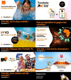 Promos de Électroménager et Technologie dans le prospectus à Orange ( 2 jours de plus)