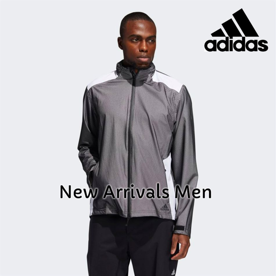 Catalogue New Arrivals Men ADIDAS 20/07/2020 AU 21/09/2020
