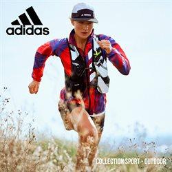 Promos de Sport dans le prospectus à Adidas ( 17 jours de plus)