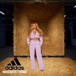 Promos de Sport dans le prospectus à Adidas ( Plus d'un mois)