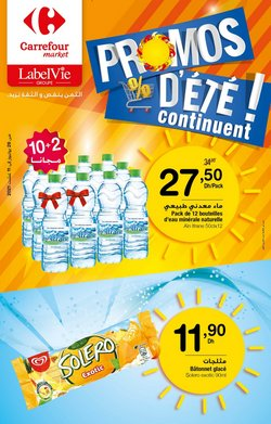 Promos de Supermarchés dans le prospectus à Carrefour Market ( 7 jours de plus)