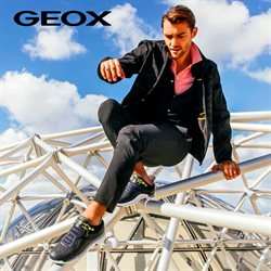 Geox coupon ( Il y a 2 jours )