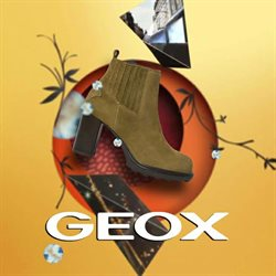 Geox coupon ( Expiré )