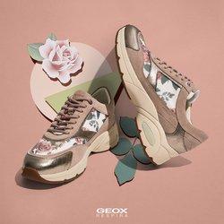 Promos de Vetêments, chaussures et accessoires dans le prospectus à Geox ( Publié hier )