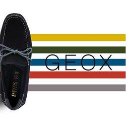 Promos de Vetêments, chaussures et accessoires dans le prospectus à Geox ( Plus d'un mois)