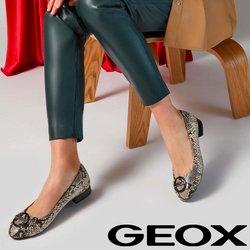 Promos de Geox dans le prospectus à Geox ( 18 jours de plus)