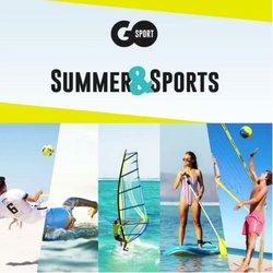 Promos de Sport dans le prospectus à Go Sport ( 27 jours de plus)