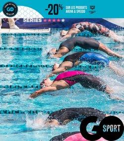 Promos de Sport dans le prospectus à Go Sport ( 19 jours de plus)