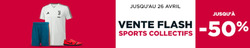 Promos de Go Sport dans le prospectus à Casablanca
