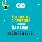 Go Sport coupon à Marrakech ( Expire demain )