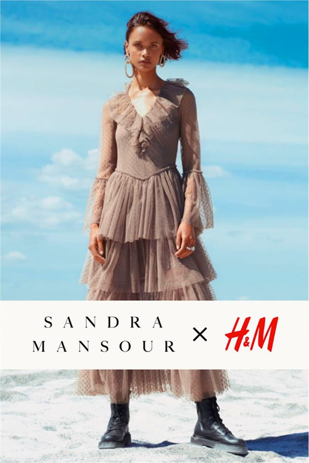 CATALOGUE Sandra Mansour by H&M DU 31/08/2020 AU 12/10/2020