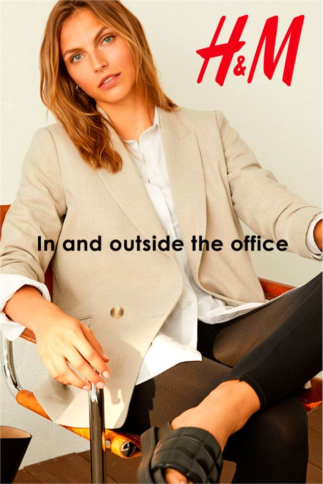 CATALOGUE In and outside the office H&M DU 01/09/2020 AU 26/10/2020