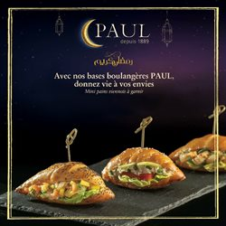 Paul coupon ( Expiré )