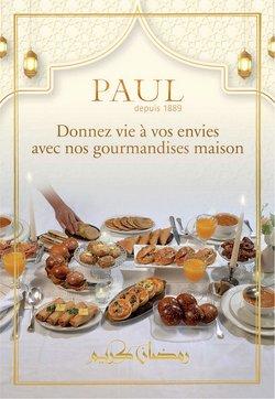Promos de Restaurants dans le prospectus à Paul ( Plus d'un mois)