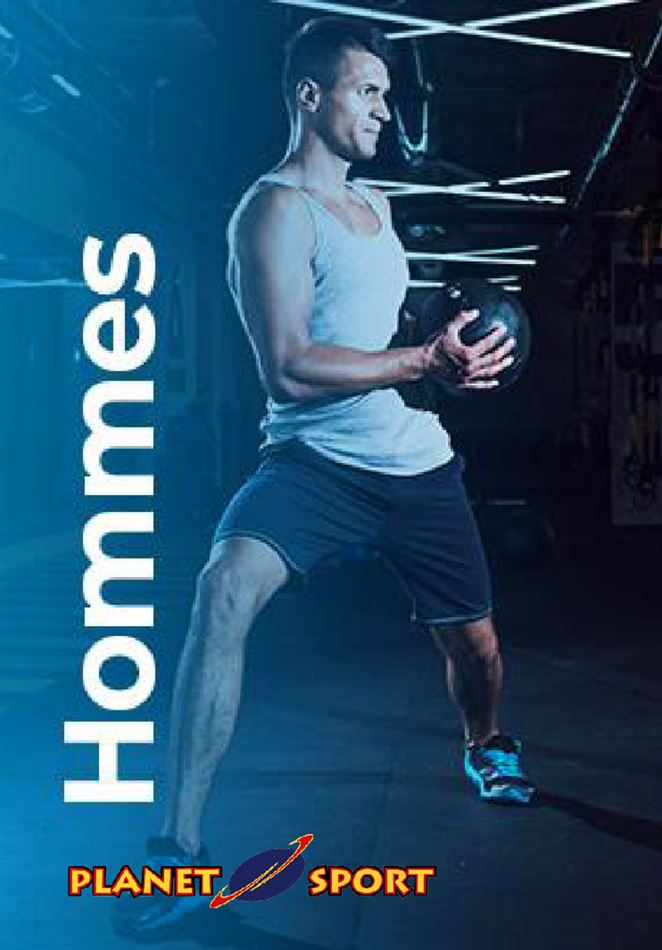 Catalogue Collection Hommes Planet Sport 04/08/2020 AU 04/10/2020