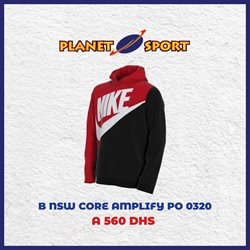 Planet Sport coupon à Salé ( Expiré )