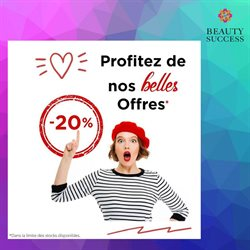 Beauty Success coupon ( Il y a 2 jours )