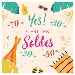 Promos de Parfumeries et Beauté dans le prospectus à Beauty Success ( 18 jours de plus)