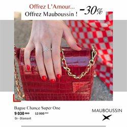 Mauboussin coupon à Témara ( Expiré )