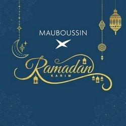 Mauboussin coupon ( Publié hier )