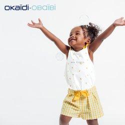 Promos de Okaidi dans le prospectus à Okaidi ( 12 jours de plus)