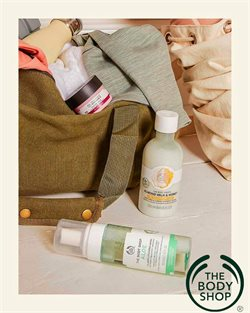 The Body Shop coupon ( Nouveau )