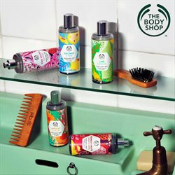 The Body Shop coupon ( 15 jours de plus )