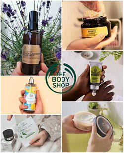 The Body Shop coupon ( Plus d'un mois )