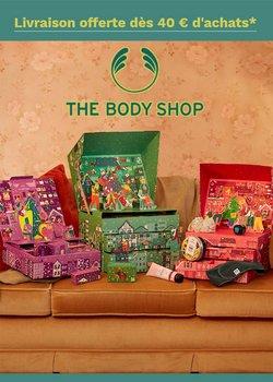 Promos de Parfumeries et Beauté dans le prospectus à The Body Shop ( Publié hier)