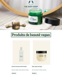 Promos de Parfumeries et Beauté dans le prospectus à The Body Shop ( 3 jours de plus)