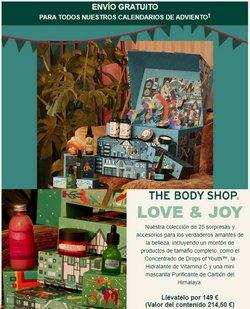 Promos de Parfumeries et Beauté dans le prospectus à The Body Shop ( Expire demain)