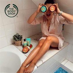 Promos de The Body Shop dans le prospectus à Casablanca