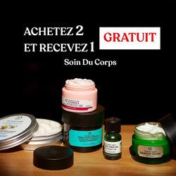 The Body Shop coupon à Ghmate ( Expire demain )