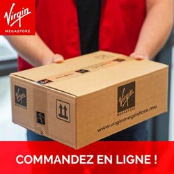 Virgin Megastore coupon ( Publié hier )