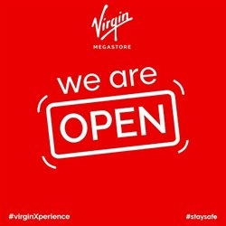 Virgin Megastore coupon ( 16 jours de plus )