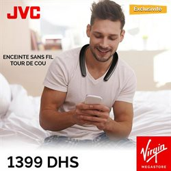 Virgin Megastore coupon à Casablanca ( Expiré )