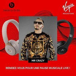 Virgin Megastore coupon à Casablanca ( 2 jours de plus )