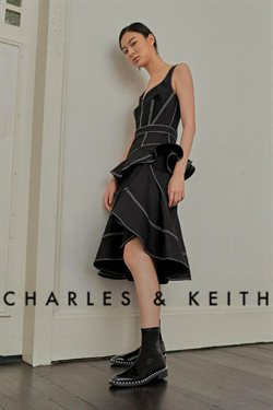 Charles & Keith coupon ( Expiré )