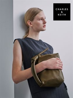 Charles & Keith coupon ( 19 jours de plus )