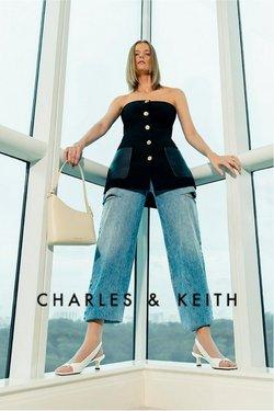 Promos de Charles & Keith dans le prospectus à Charles & Keith ( Plus d'un mois)