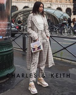 Charles & Keith coupon ( 21 jours de plus )