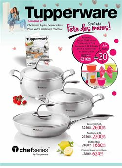 Tupperware coupon ( 2 jours de plus )