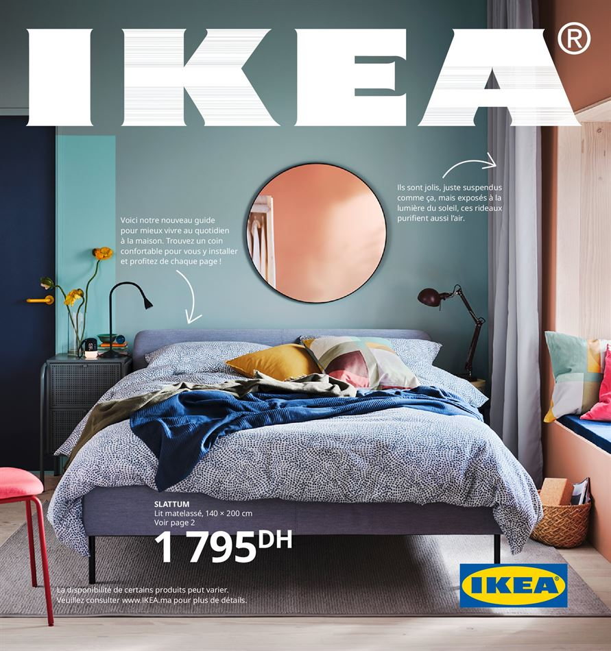 Catalogue Ikea DU 03/09/2020 AU 31/01/ 2021