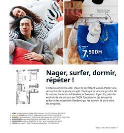 Plage à IKEA