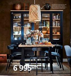 Table à IKEA