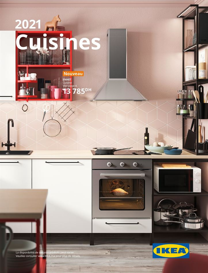 CATALOGUE Cuisines DU 03/09/2020 AU 31/08/2021