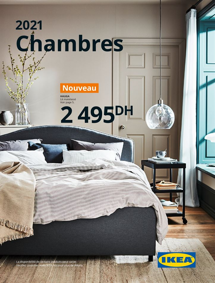 CATALOGUE Chambres DU 03/09/3030 AU 31/08/2021
