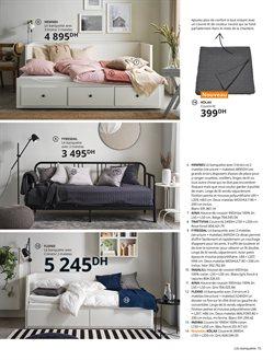 Banc à IKEA