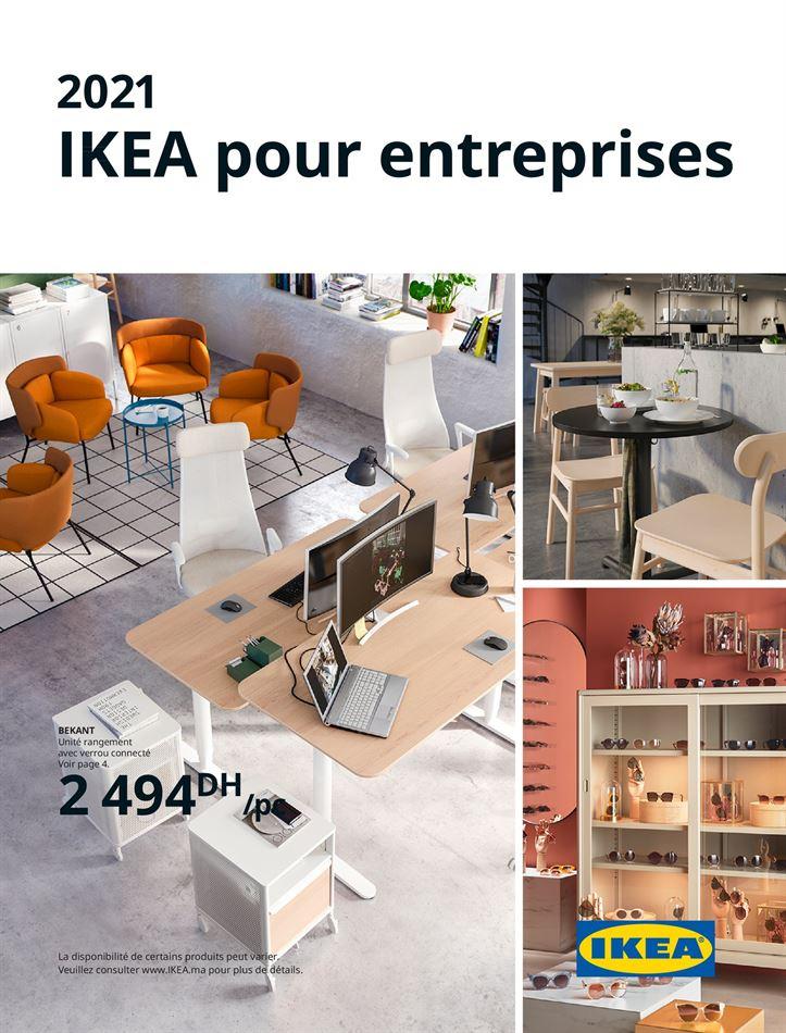 Ikea pour entreprises 2021